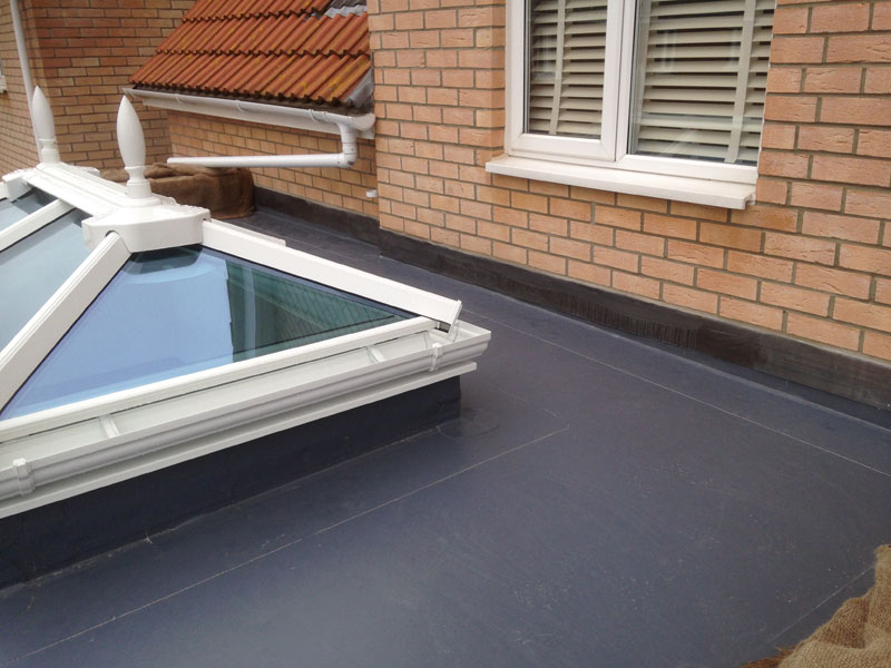 single ply roofing specialist Essex